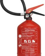ANAF FIRE EXTINGUISHER 3KG DRY POWEDER ABC-